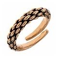 -10 de 9 de siglo anillo de Viking, bronce