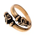 anello Islanda vichingo, bronzo