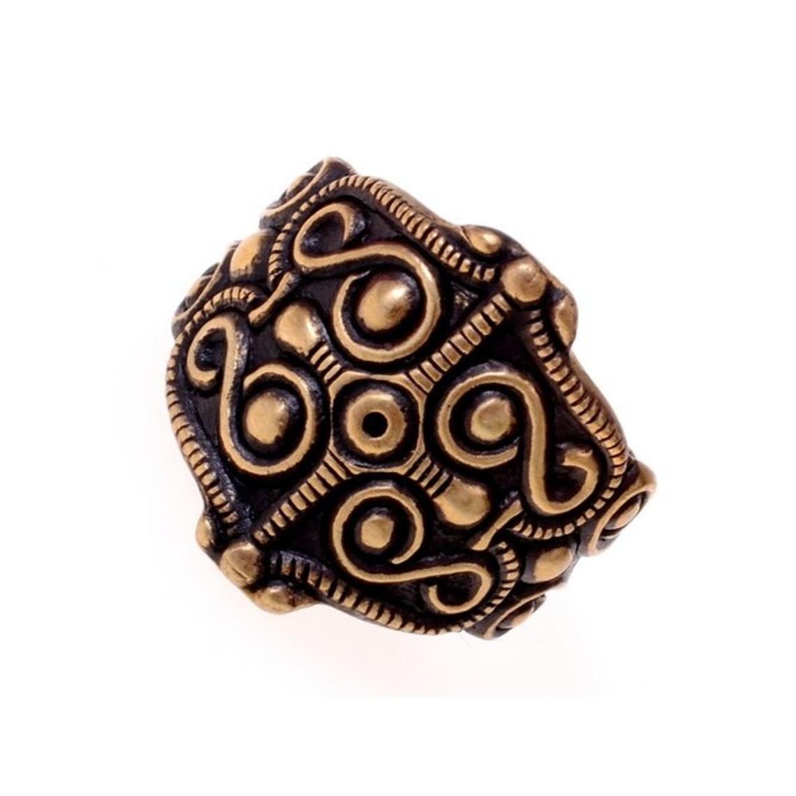 Gallische ring La Tene, brons