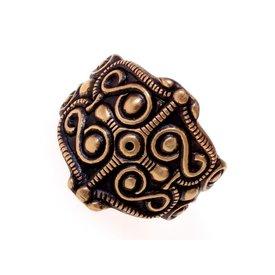 Gallischen Ring La Tene, Bronze