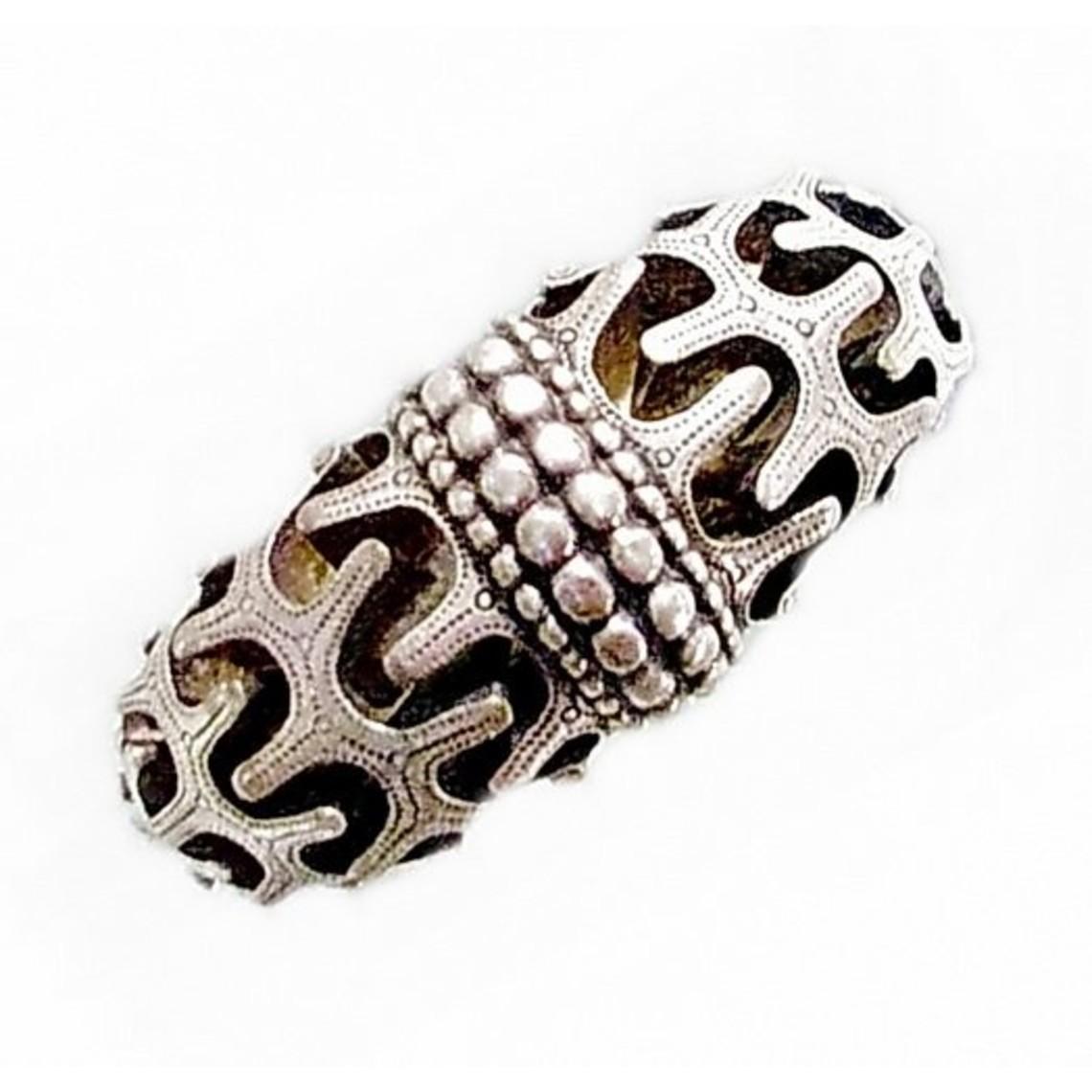 Vikingo anillo Orupgaard, bronce