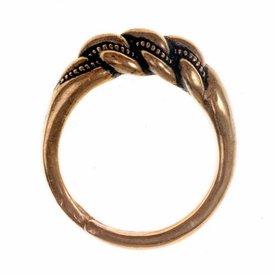 Vikingring Wolin, brons