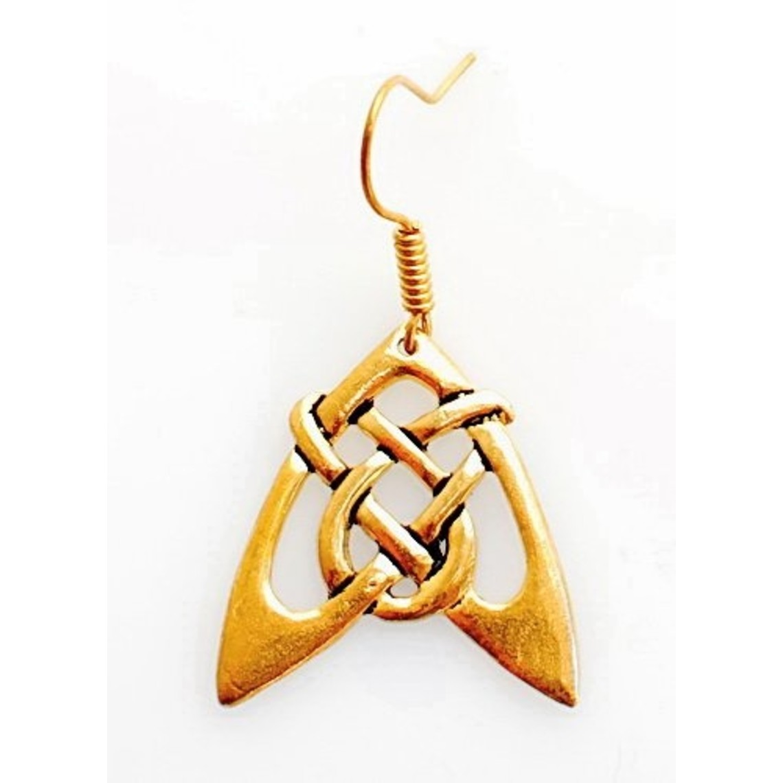 Ohrringe Celtic Pfeil, Bronze