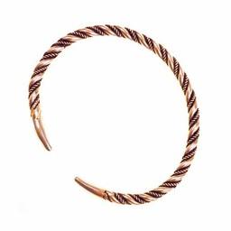 Viking bransoletka Halsingland, brąz