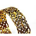 pulsera celta libro de Kells, bronce