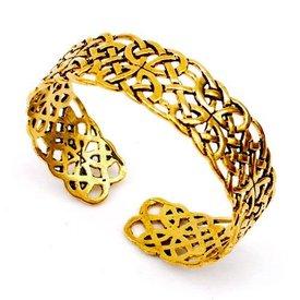 Bracelet celtique Livre de Kells, bronze