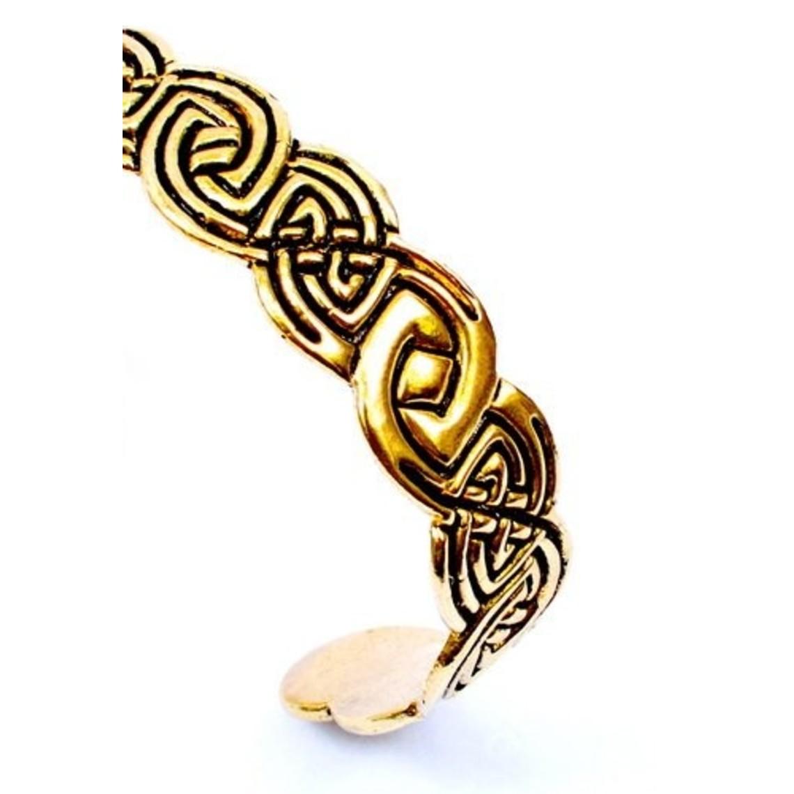 braccialetto celtica Clontarf, bronzo