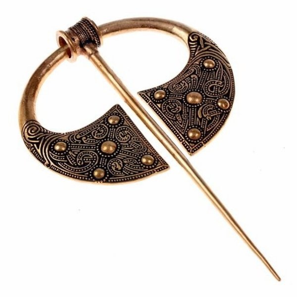 spilla gaelico Ballyspellan, bronzo