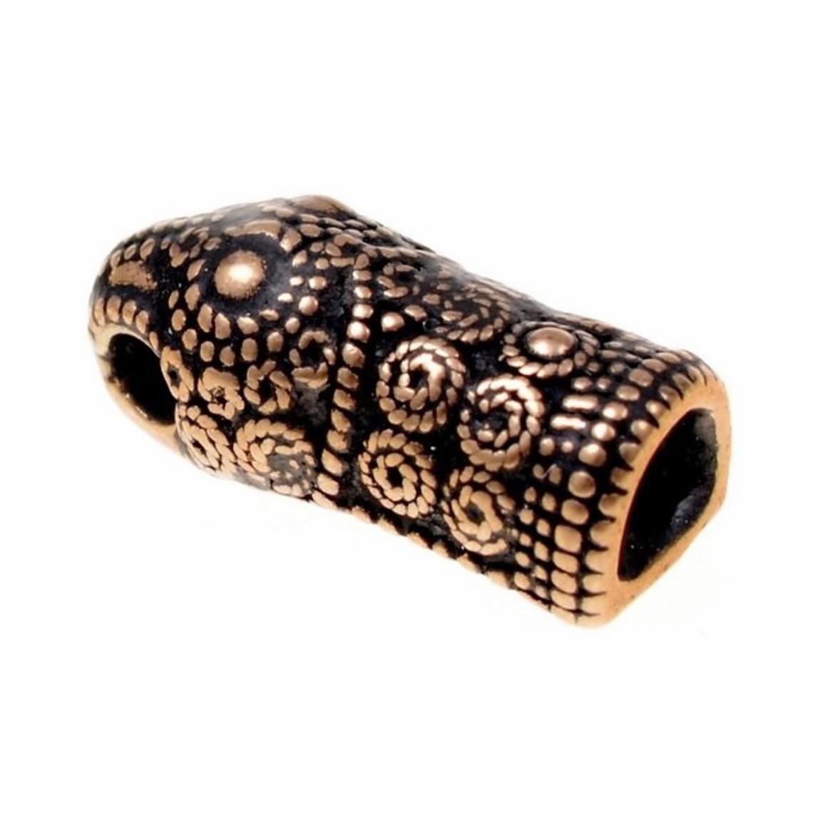 bout de chaîne Viking Terslev, bronze, prix par pièce