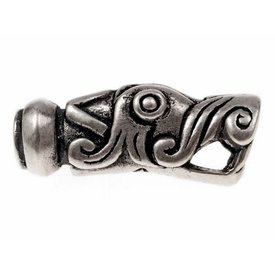 Viking kedjeänden Gotland, försilvrad, pris per styck