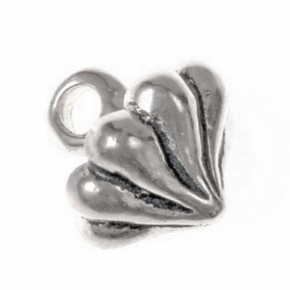 13th-15th century buttons, set of 5 pieces, pewter