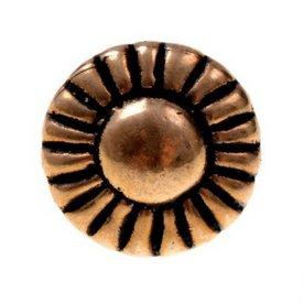 Brąz przyciski 1450-1600, zestaw 5 sztuk