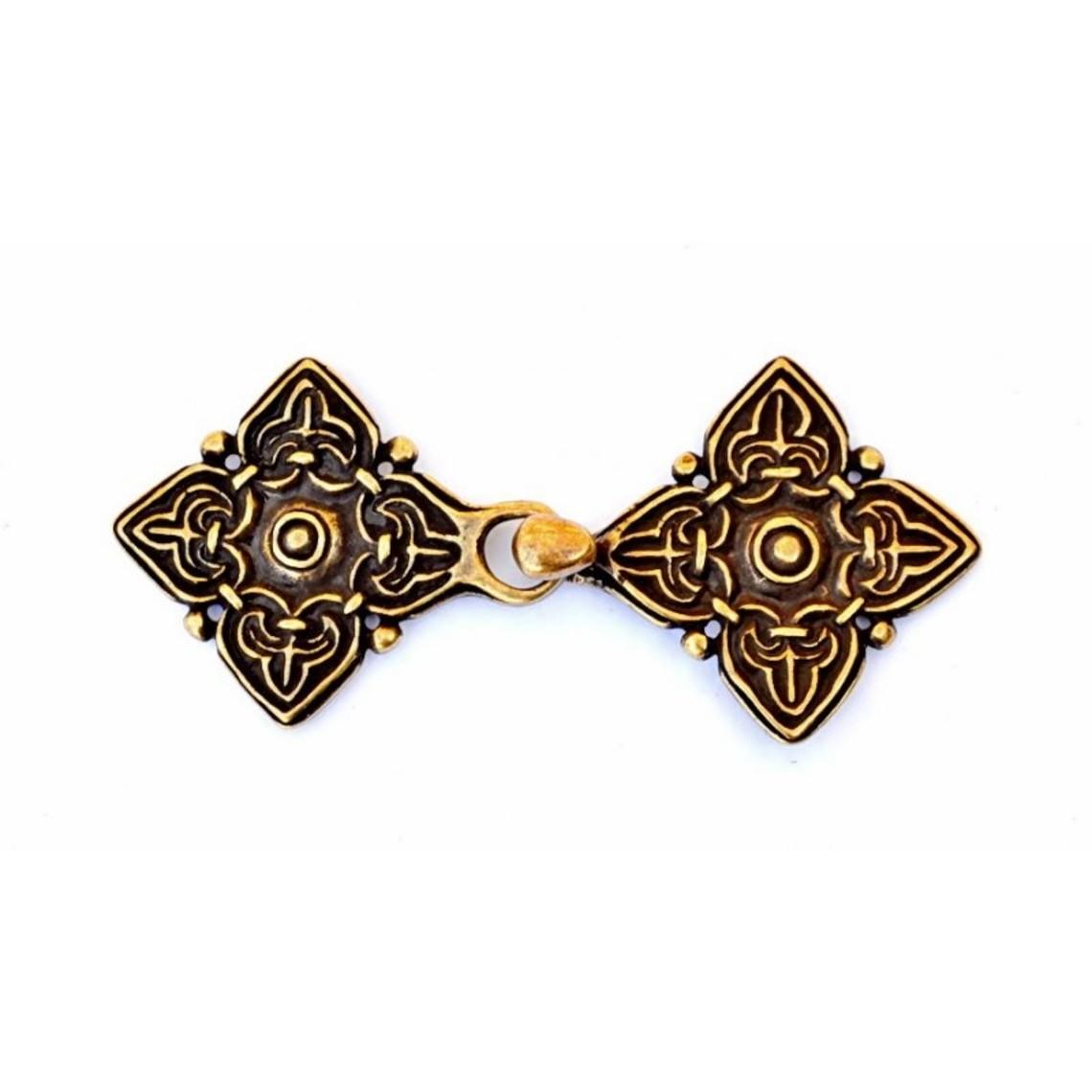 Rusvik Kaftan corchete, bronce