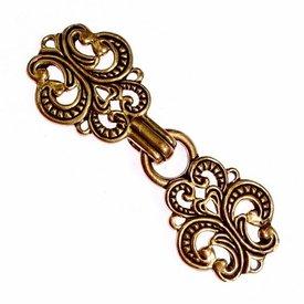 Cloak clasp Norway, bronze