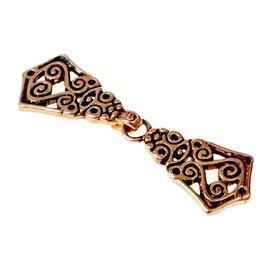 Avarian kappa lås, brons
