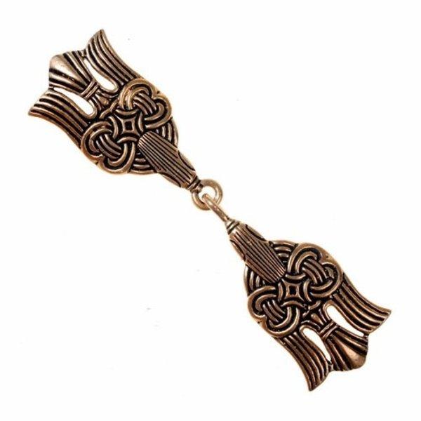 Rusvik kappe lås, bronze