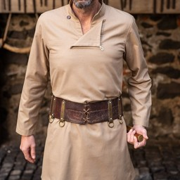 Skjoldehamm tunic Einarr, natural