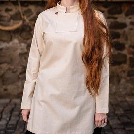 Burgschneider Tunique bouclier maiden Lennja, blanc