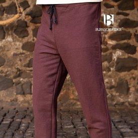 Burgschneider Pantalones Skjoldehamm Gunnar, marrón