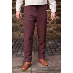 Pantalon Skjoldehamm Gunnar, marron