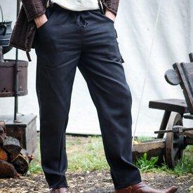 Freyhand Spodnie Rubus, czarne