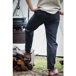 Pantaloni Rubus, nero