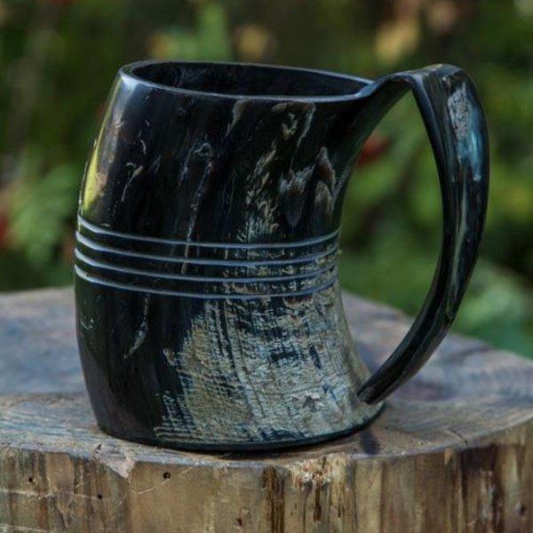 Epic Armoury Horn kop Shetland, mørke