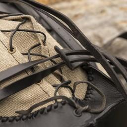 Steampunk backpack, black