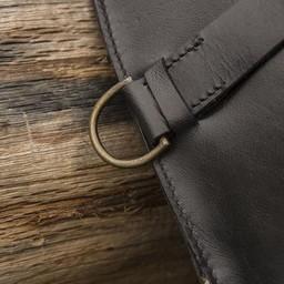 Steampunk plecak, czarny