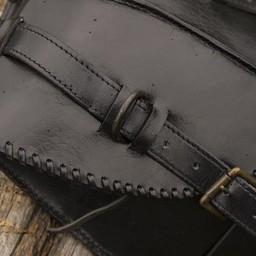 Steampunk rugzak, zwart
