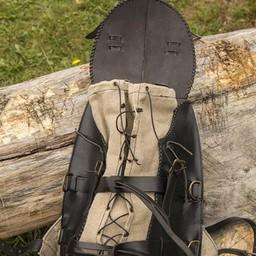 Steampunk ryggsäck, svart