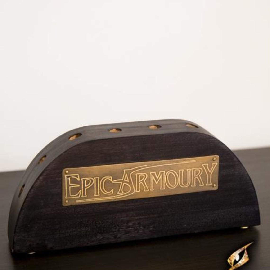 Epic Armoury Houten standaard voor toverstokken