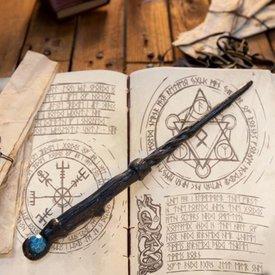 Epic Armoury Wand Druid, svart