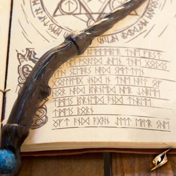Epic Armoury Wand Druid, sort