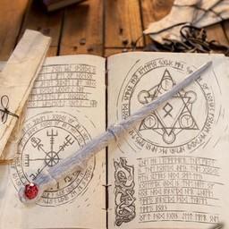 Toverstuk druide, wit
