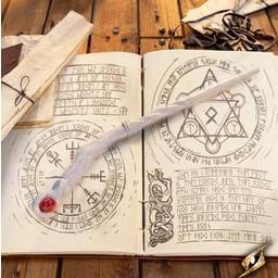 Wand Druid, white