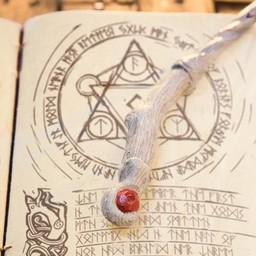 Wand Druide, weiß