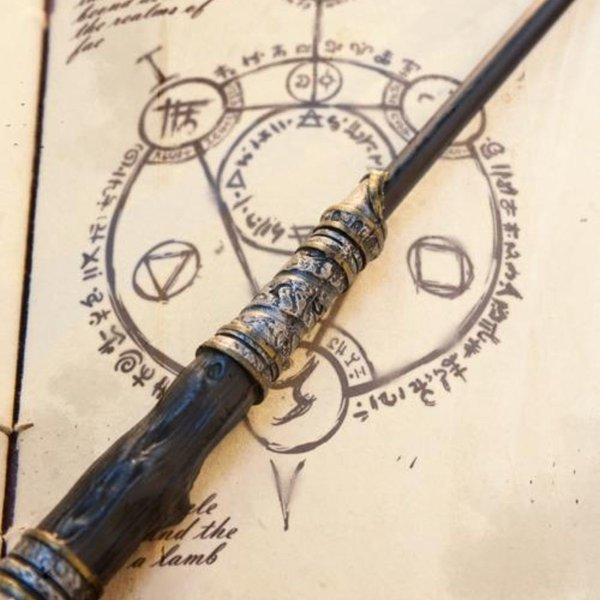 Epic Armoury Wand Eldritch, sort