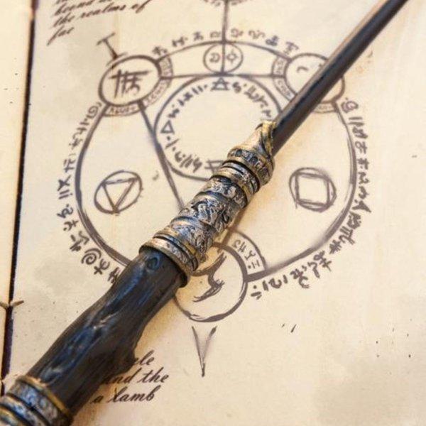 Epic Armoury Wand Eldritch, svart
