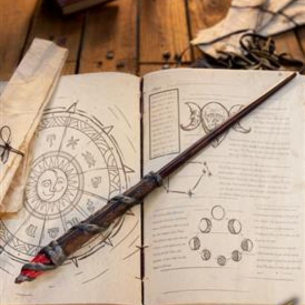 Epic Armoury Wand Sabrina, braun