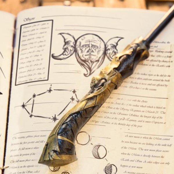 Epic Armoury Wand Dagon, czarny