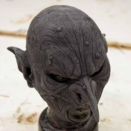Goblin mask, unpainted