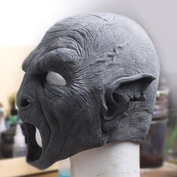 Orc mask, unpainted
