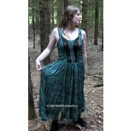 Klänning Aibell, brun