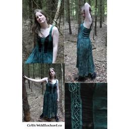 Dress Aibell, green