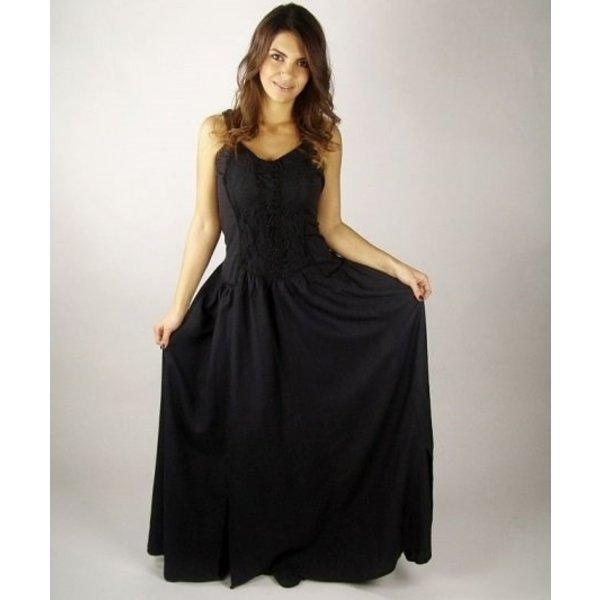Leonardo Carbone Dress Aibell, black-red