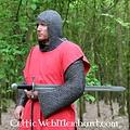 Leonardo Carbone Sobreveste hombres, rojo