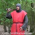 Leonardo Carbone Surcoat Männer, gelb-rot