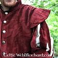 Leonardo Carbone Giacca con maniche aperte, rosso