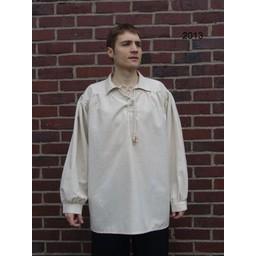 Camicia Arn, crema